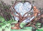 dessin ours & ourson001