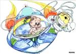 dessin ours & ourson0017