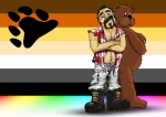 gay bear flag